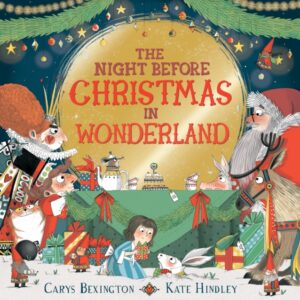 The Night Before Christmas in Wonderland