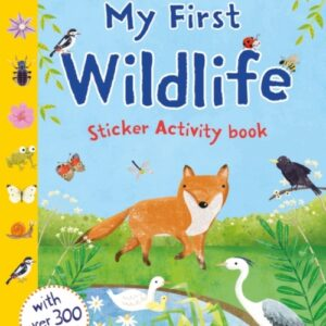 RSPB My First Wildlife Sticker Activity Book