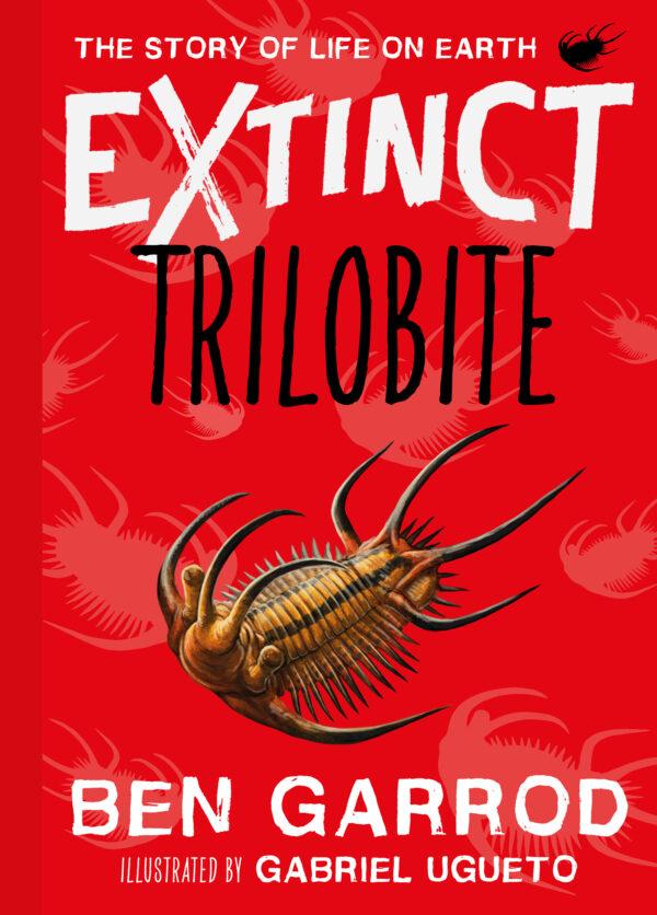 Extinct Trilobite by Ben Garrod