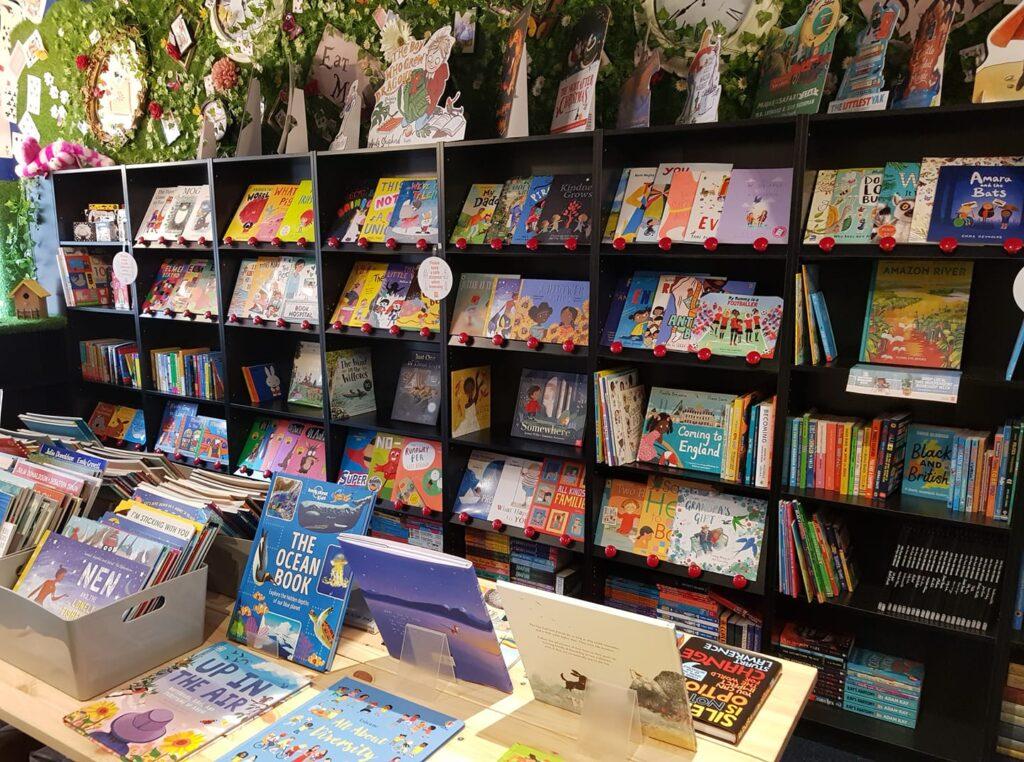 Wonderland Bookshop.